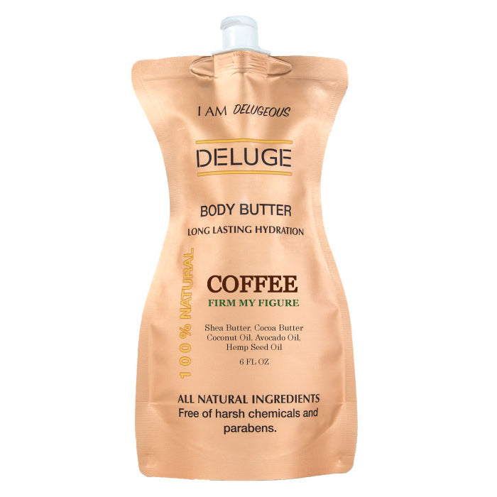 Coffee Body Butter-DELUGE