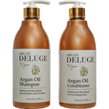 ARGAN OIL SHAMPOO AND CONDITIONER SULFATE FREE
