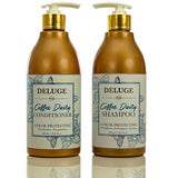 COFFEE DAILY SHAMPOO AND CONDITIONER