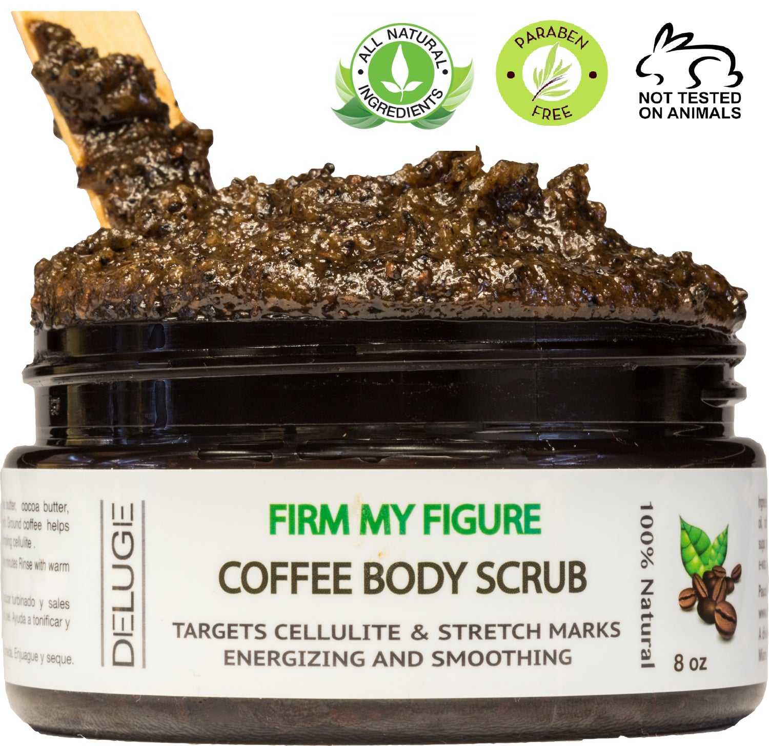 Coffee Scrub -Cellulite Treatment