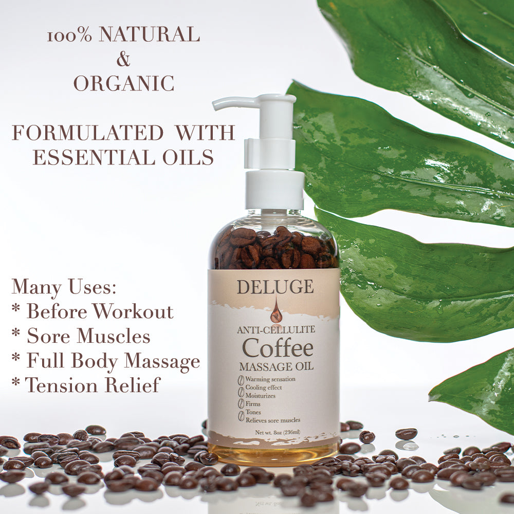 COFFEE MASSAGE OIL