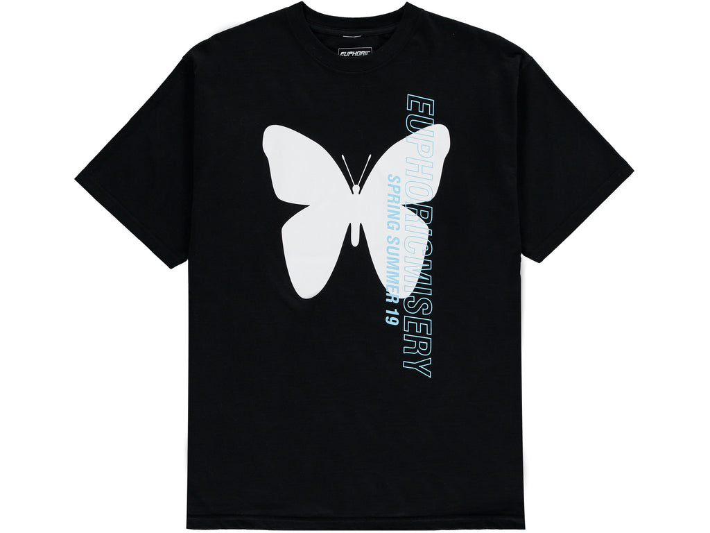 Black Butterfly T-Shirt