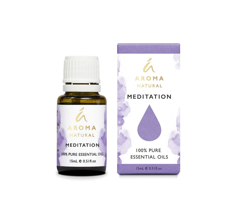 Aroma Natural 100% Pure Essential Oil Blend Mediation
