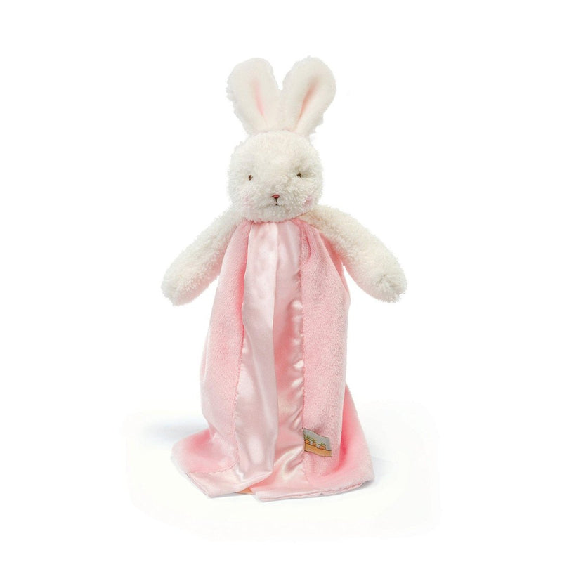 Bunnies By The Bay Bye Bye Buddy Blanket Pink