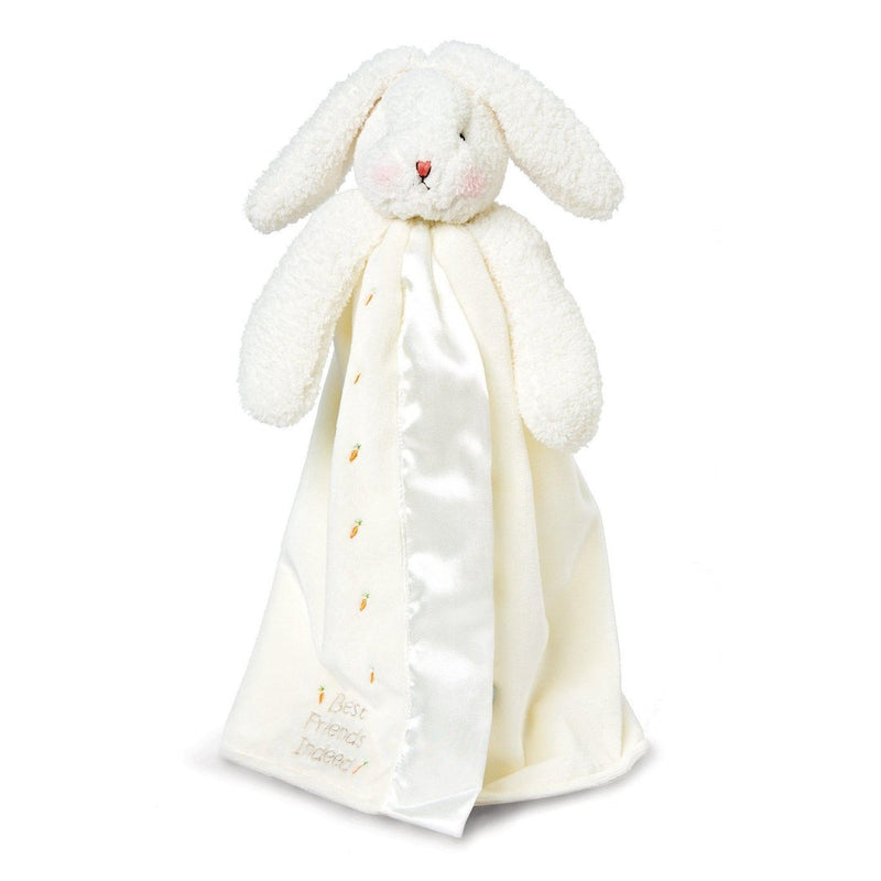 Bunnies By The Bay Buddy Blanket White