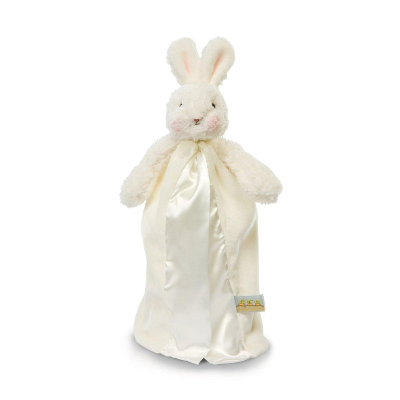 Bunnies By The Bay Bye Bye Buddy Blanket White