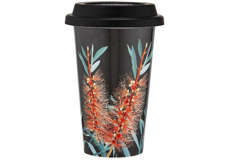 Ashdene Native Grace Travel Mug Bottlebrush