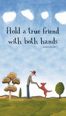 Red Tractor Designs Tea Towel True Friends