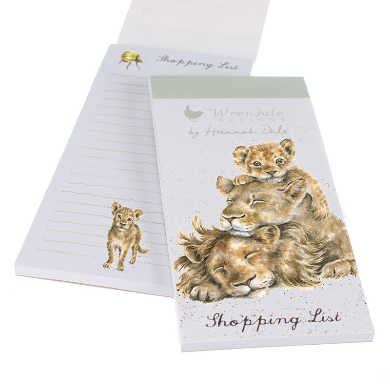 Wrendale Designs Shopping List Family Pride Made in UK