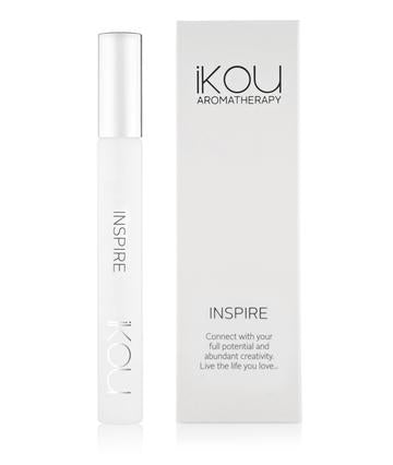 ikou aromatherapy oil inspire roll on