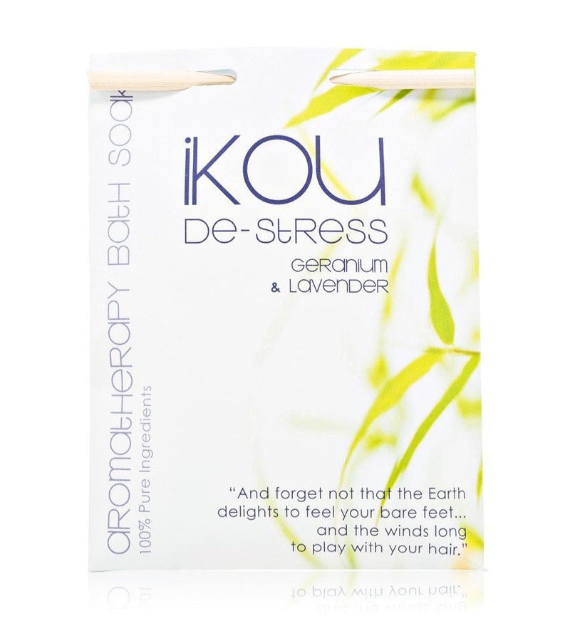 iKOU Aromatherapy Bath Soak DeStress