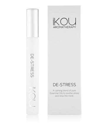 ikou aromatheray oil roll on destress