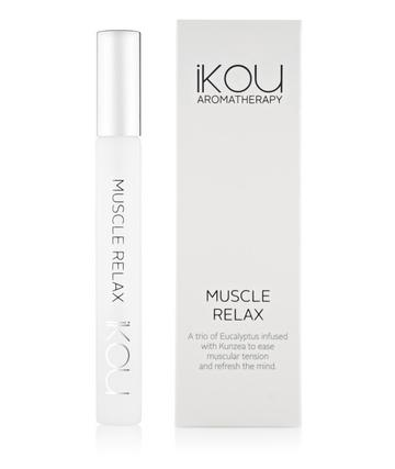 ikou aromatherapy oil roll on muscle relax