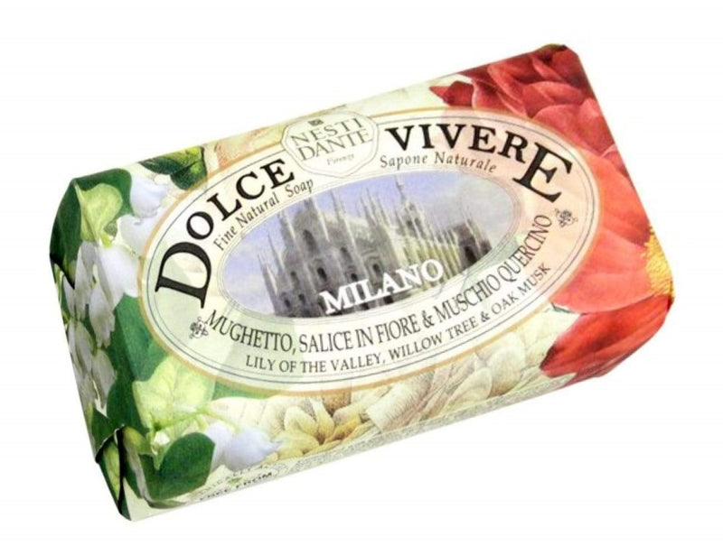 nesti dante milan soap made in italy