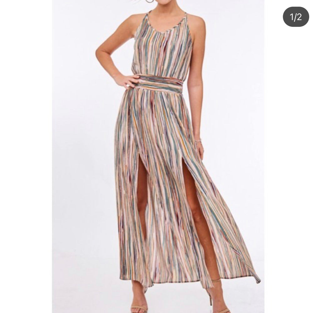 MULTI-STRIP MAXI