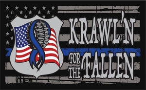 KRAWL'N For The FALLEN EVENT!