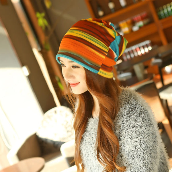 Colorful Winter Hat & Beanies Cap