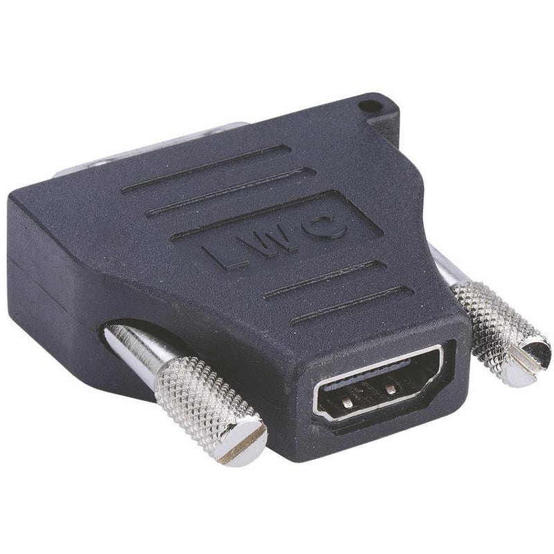 Liberty AV Digitalinx ARDVHD DVI Male to HDMI Female Adapter - HDMI Side