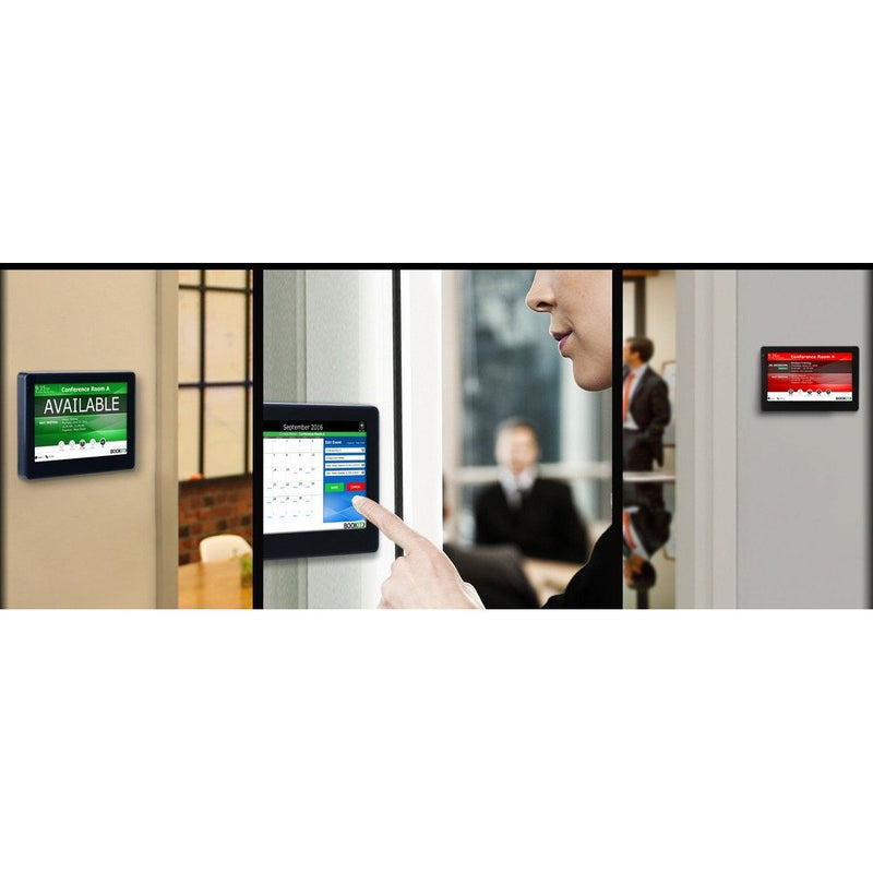 "BTX BookIT Room Scheduling System - 7"" Touch Panel"