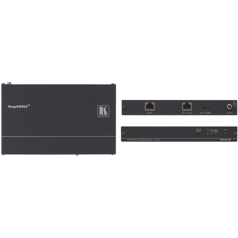 Kramer TP-575 Twisted Pair & HDMI Line Driver, Distribution Amplifier