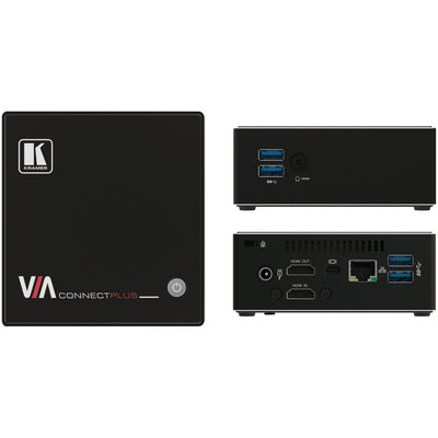 Kramer VIA Connect PLUS Wired and Wireless Presentation and Collaboration System