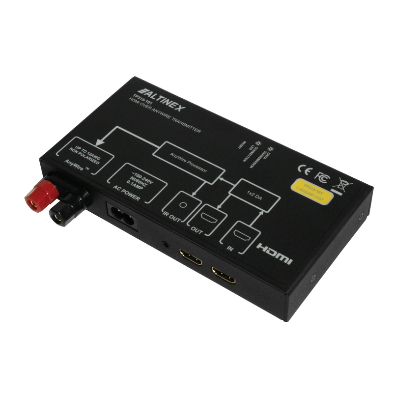 Altinex TP315-101 HDMI over Anywire Transmitter