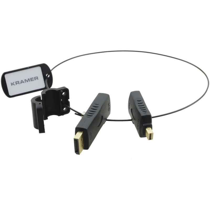 HDMI Adapter Ring, DisplayPort and Mini DisplayPort