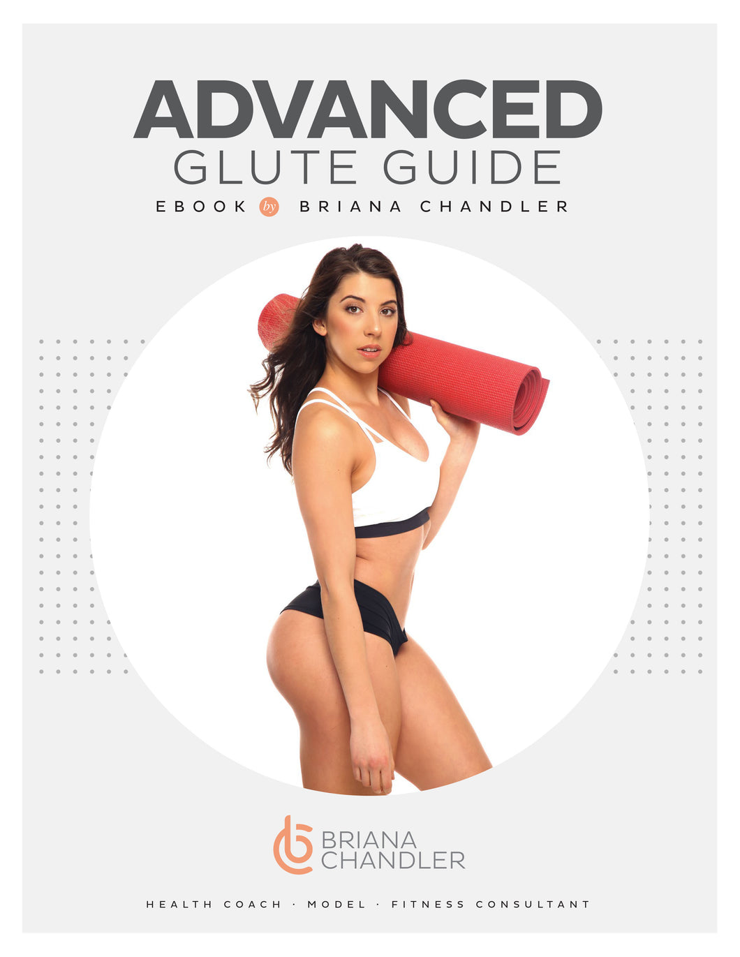 12 WEEKS ADVANCED GLUTE GUIDE - includes HEALTHY EATS