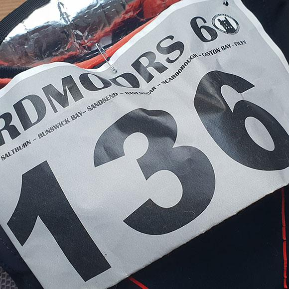 How running with poles and a change of shoes saved my Hardmoors 60.