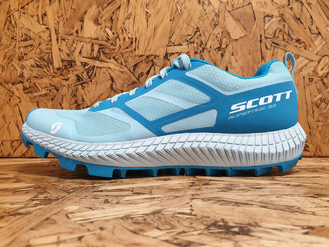 ladies sky blue supertrac 2.0