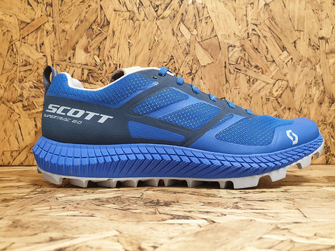 Blue SUpertrac 2.0 Trail Shoe