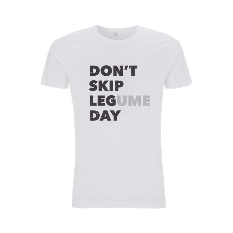 Don't Skip Leg Day Vegan T-Shirt