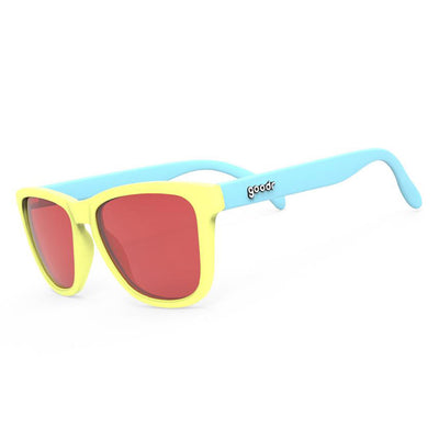 goodr sunglasses - pineapple painkillers - the OG