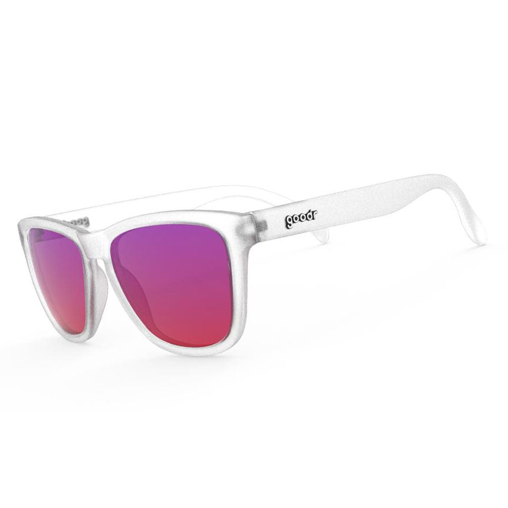 goodr sunglasses - sunset squishee - the OG