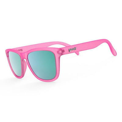 goodr sunglasses - flamingos on a booze cruise - the OG