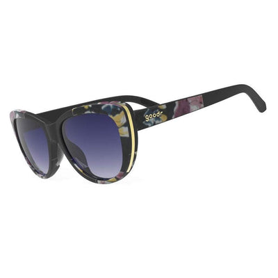 goodr sunglasses - just look at the flowers-bang - runways