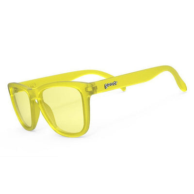 goodr sunglasses - nocturnal voyage of the yellow submarine - the OG