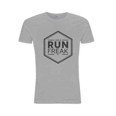 I am a Run Freak Slim Fit T-Shirt