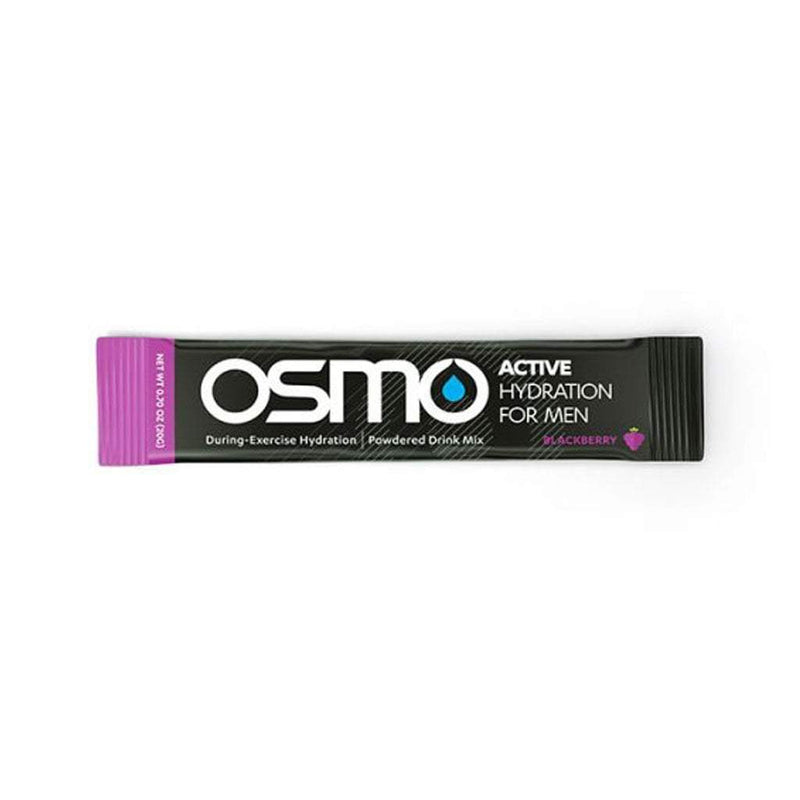 OSMO Active Hydration for Men Single Serves - Blackberry Flavour