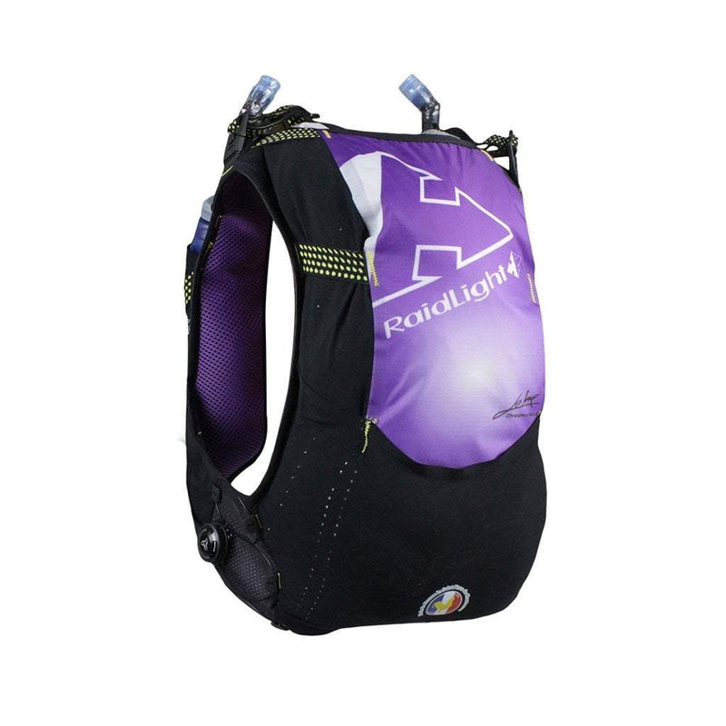 Raidlight Responsiv 10L Race Vest - Purple/Black