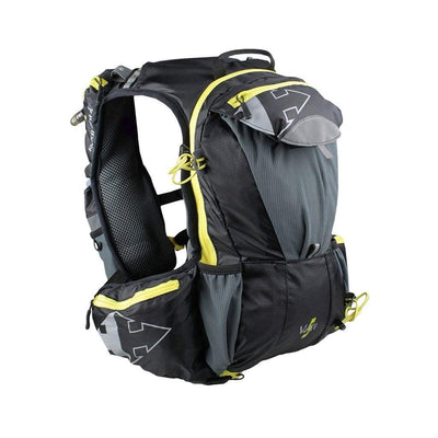 Raidlight Ultra Vest Olmo 5L - Black/Yellow