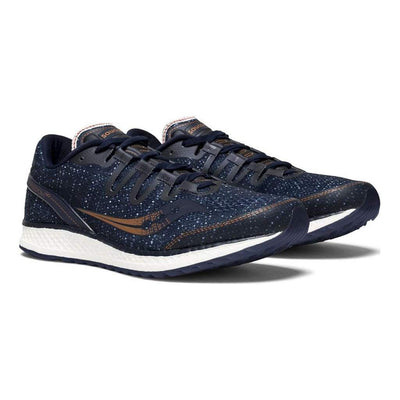 Saucony Freedom ISO - Mens - Navy / Demin / Copper