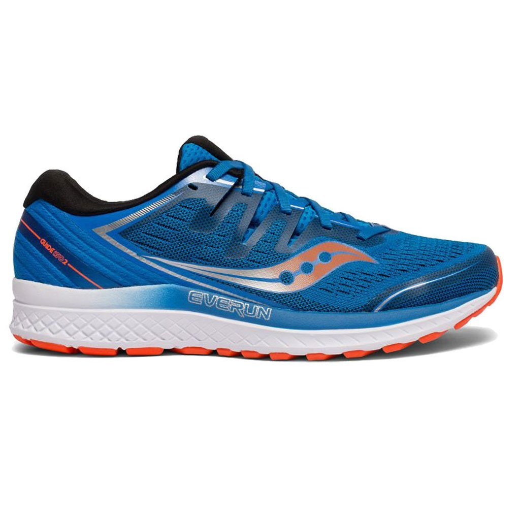Saucony Guide ISO 2 Men's Blue / Orange - Road Running Shoe