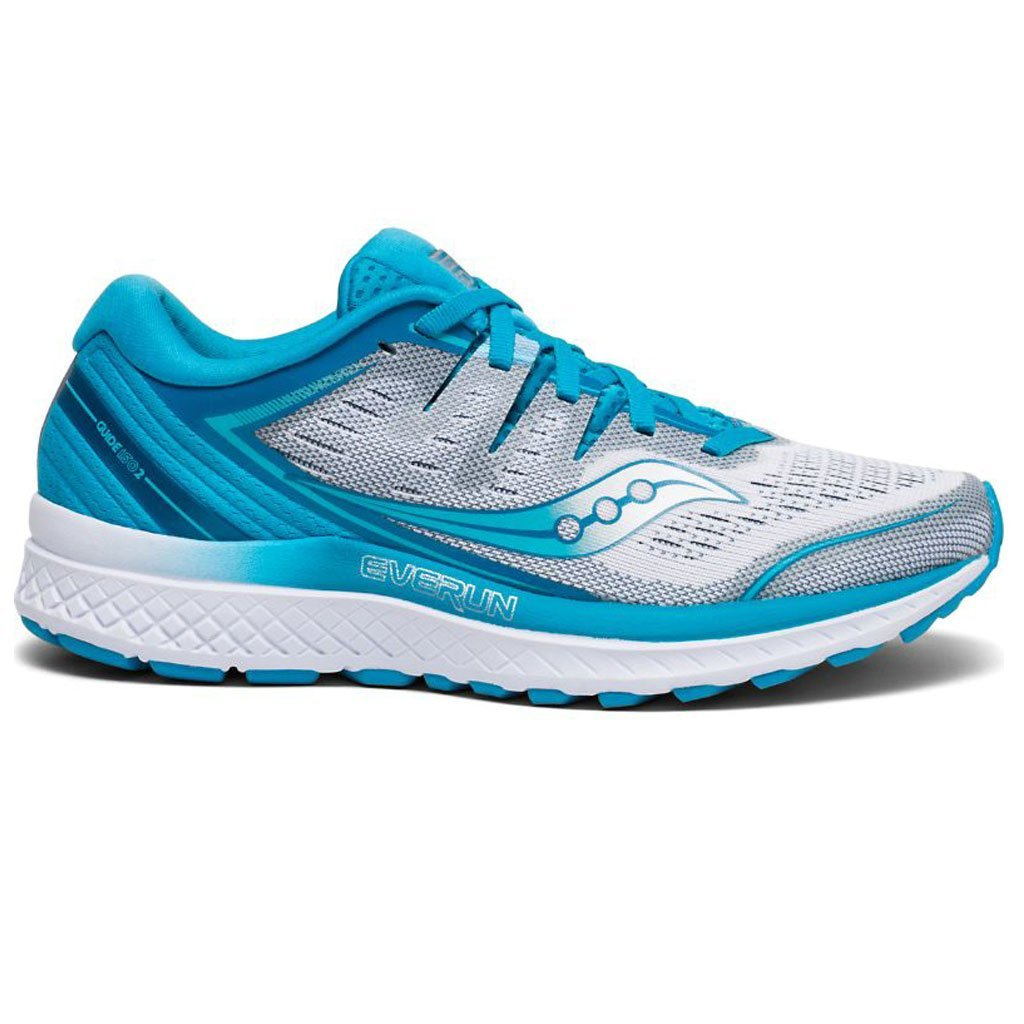 Saucony Guide ISO 2 Women's Blue Road Running Shoe