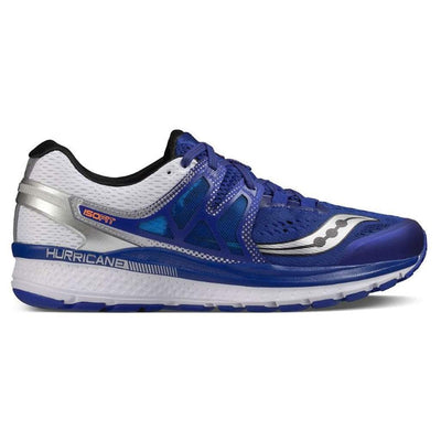 Saucony Hurricane ISO 3 - Blue/White/Silver