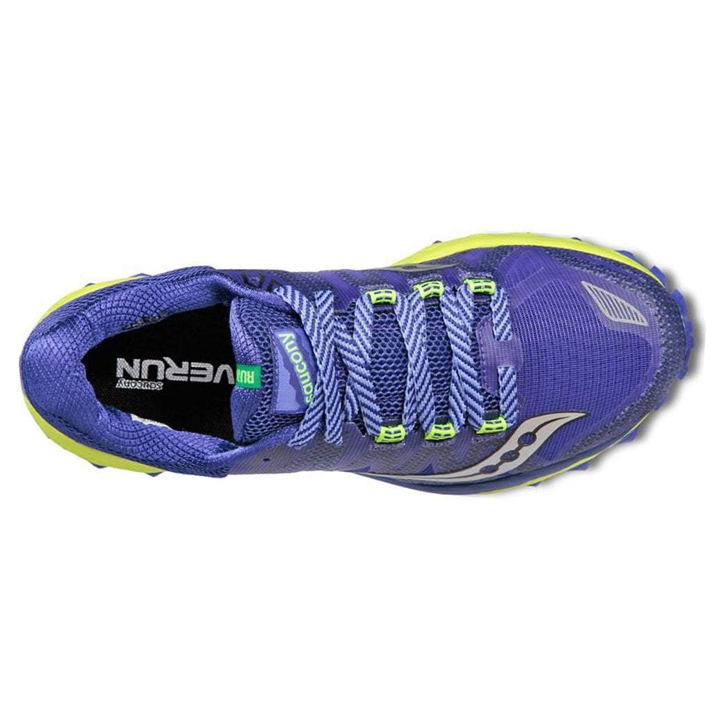 7632c99fa194 Saucony Peregrine 7  Size 5 ONLY  Women s Trail Running Shoe - Blue ...