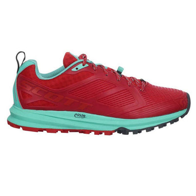 Scott Kinabalu Enduro Women's Trail Running Shoe - Red/Green