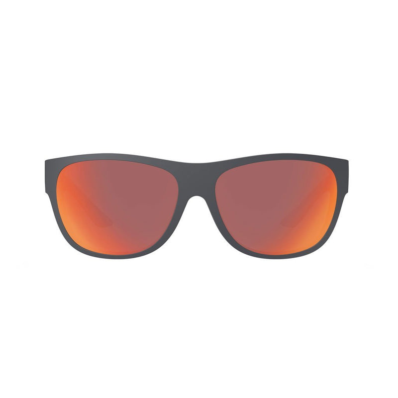 Scott Lyric Sunglasses - Grey / Orange