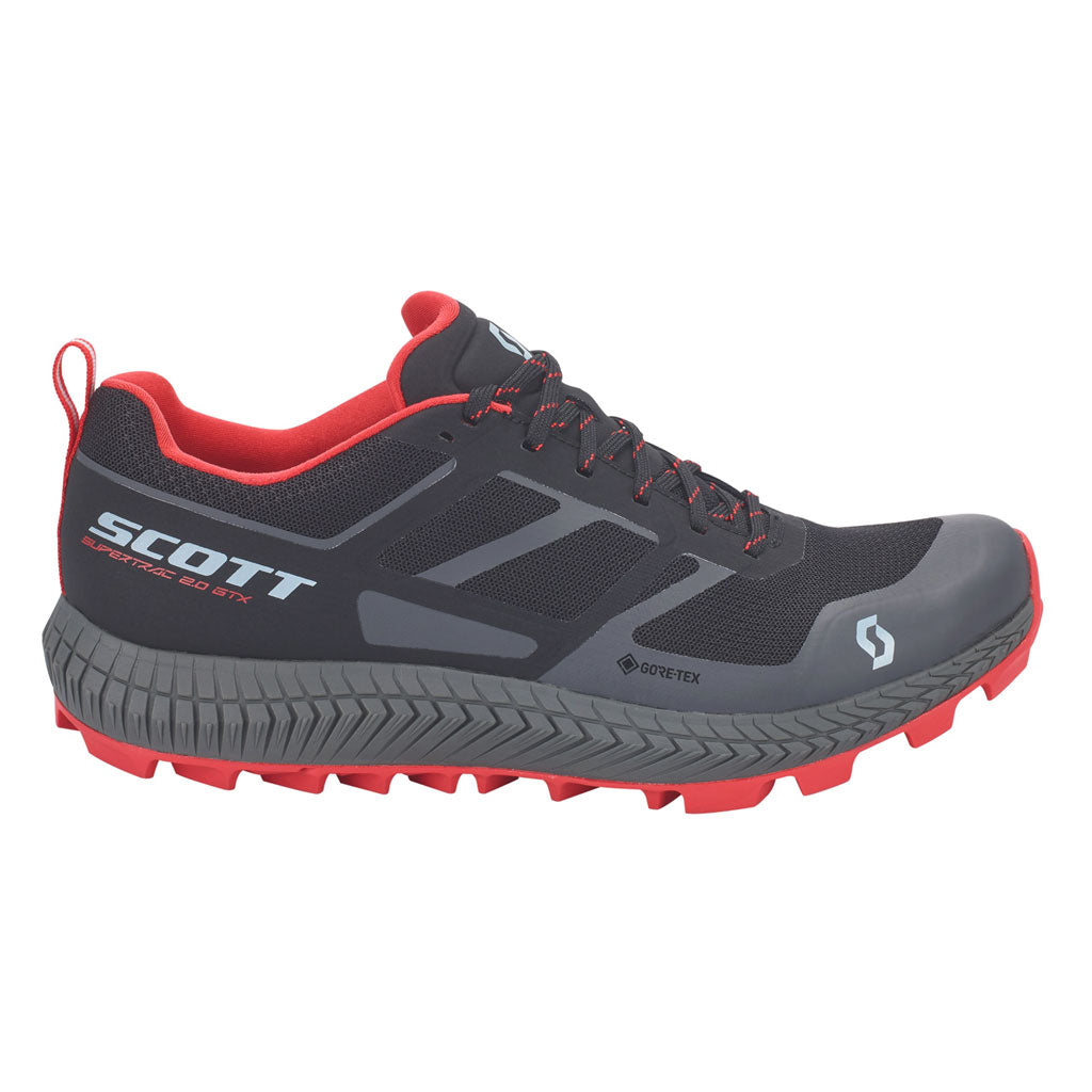 Scott Supertrac 2.0- GTX - Black / Red
