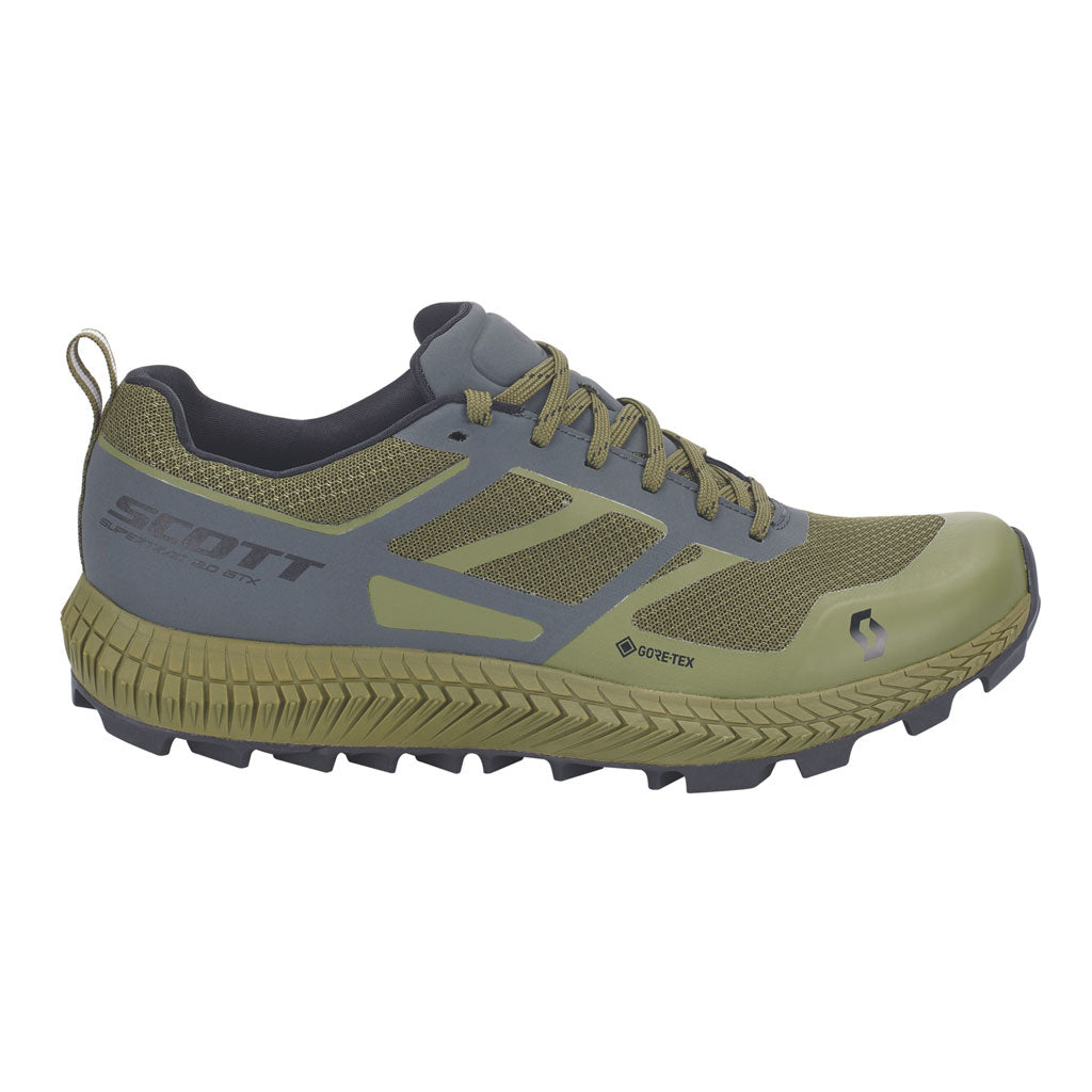 Scott Supertrac 2.0- GTX - Green / Grey